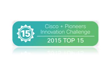 Lightbee premiada entre las Top 15 empresas europeas Internet of Things por Cisco y Pioneers Innovation Challenge
